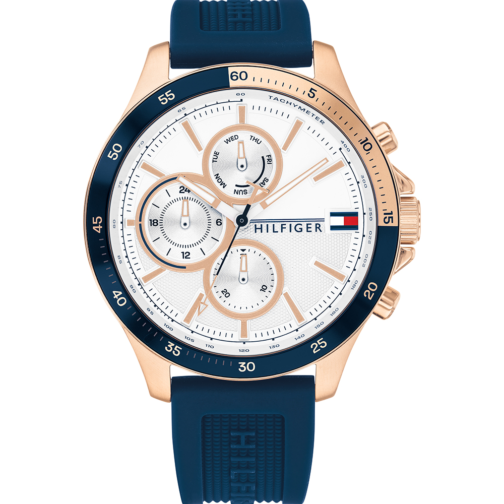 Are Tommy Hilfiger Watches Good? Tommy Hilfiger Bank Collection 1791778 Mens Watch