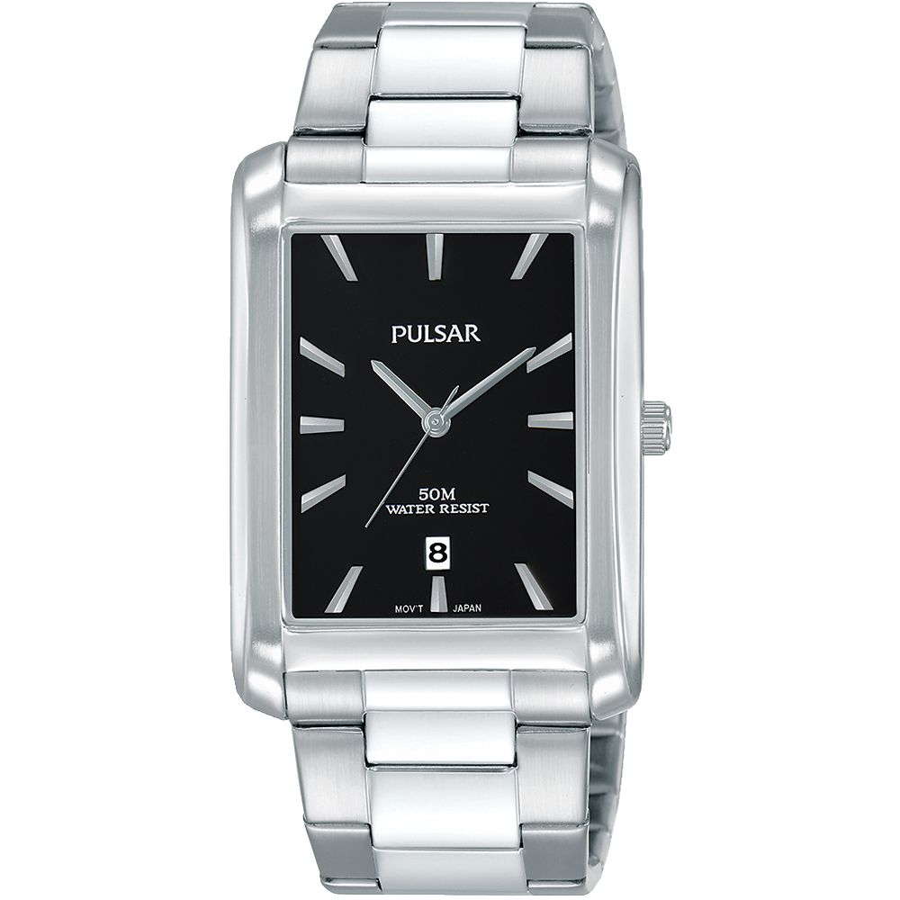 are pulsar watches good: silver water resistant womens watch
