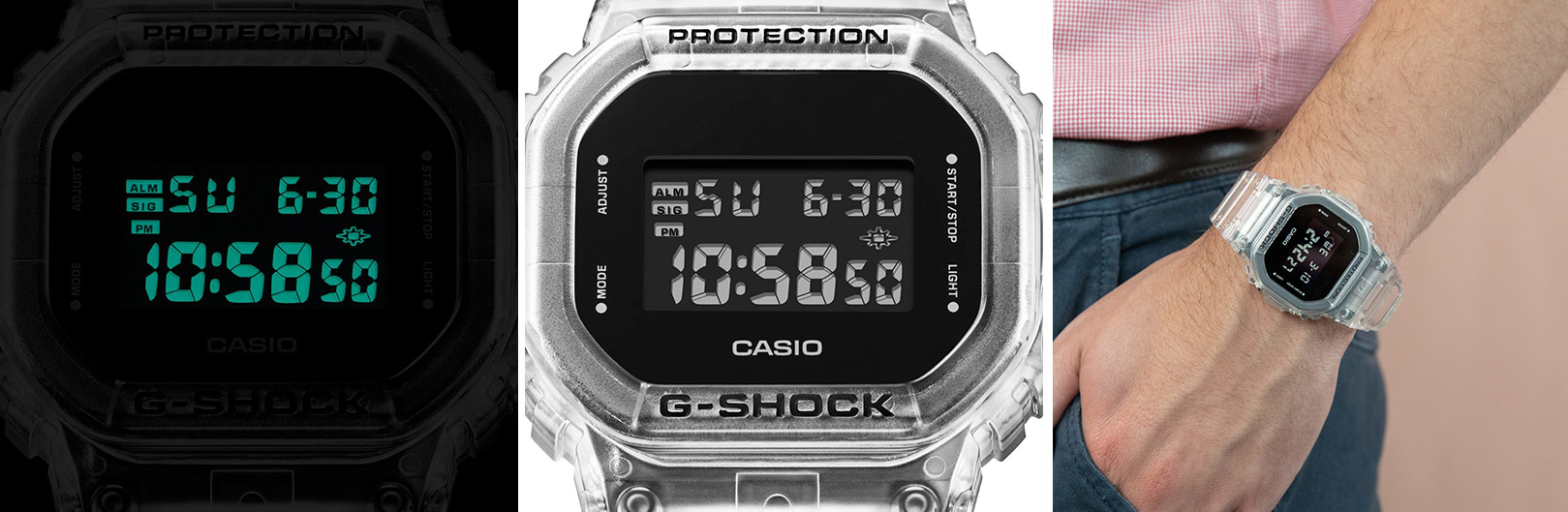 DW5600SKE-7 from best g-shock square watches