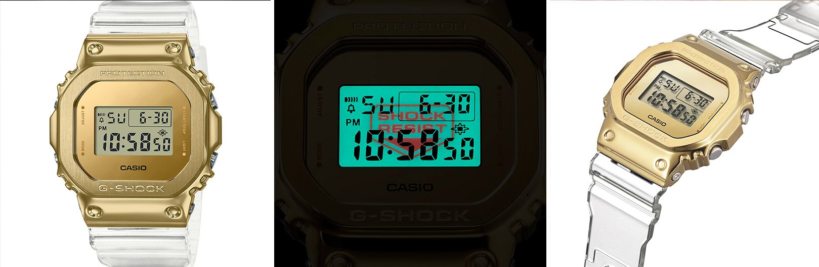 GM5600SG-9 from our best g shock square watches for daily wear