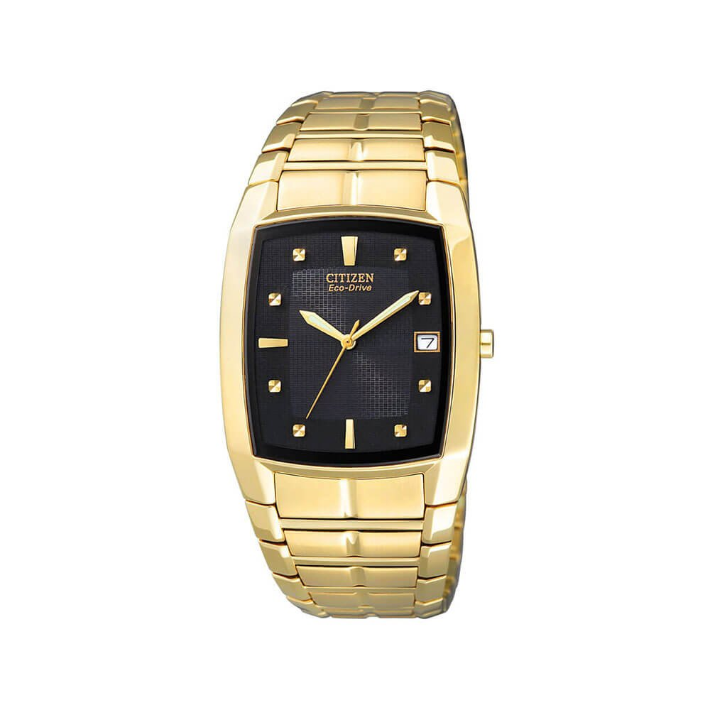 Gold Citizen mens watch from the best watches of 2020 for men