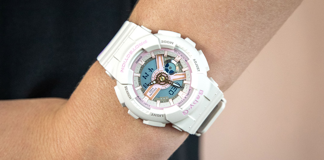 how to change time on baby g watch: step by step guide