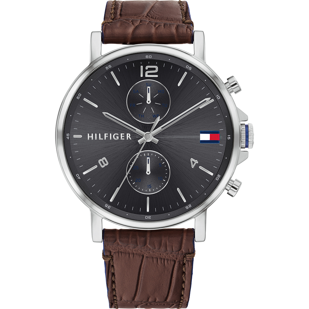 Classic leather Tommy Hilfiger watch from the best watches of 2020
