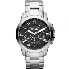 Fossil Grant FS4736 Chronograph Stainless Steel Mens Watch