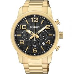 Citizen AN8052-55E Gold Tone Mens Watch