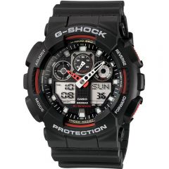 Casio GA100-1A4 G-Shock Mens Watch
