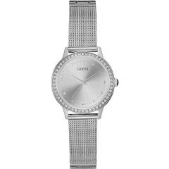 Guess W0647L6 Chelsea Stone Set Womens Watch