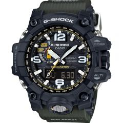 G-Shock MASTER OF G MUDMASTER GWG1000-1A3 Triple Sensor Mens Watch