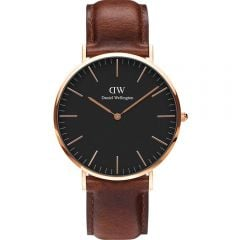 Daniel Wellington DW00100124 Classic Black St Mawes Mens Watch