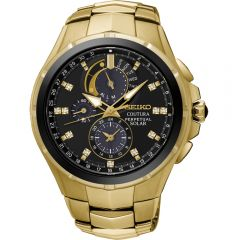 Seiko SSC572P Coutura Perpetual Mens Watch