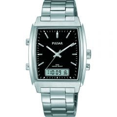 Pulsar PBK031X Analogue - Digital Mens Watch