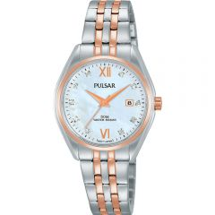 Pulsar PH7458X Stone Set Womens Watch