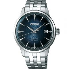 Seiko Presage SRPB41J Automatic 'Blue Moon Cocktail Time' Mens Watch