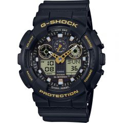 Casio G-Shock GA-100GBX-1A9DR Mens Watch