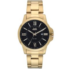 Jag Xavier J2156A Mens Gold Watch