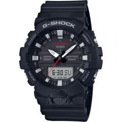 Casio G-Shock GA800-1A 200m Black Mens Watch