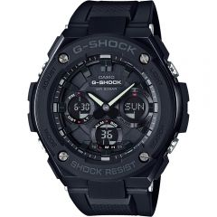 G-Shock G-Steel Solar GSTS100G-1B World Time Mens watch