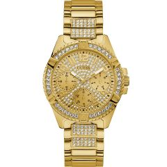 Guess Lady Frontier W1156L2 Gold Stainless Steel Womens Watch