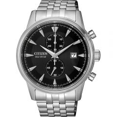 Citizen Eco-Drive Elegant CA7001-87E Silver Stainless Steel Mens Watch