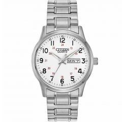 Citizen Quartz BF0610-91A Stainless Steel Mens Watch