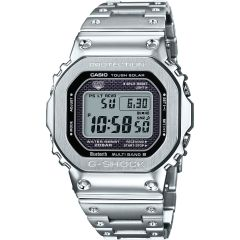 G-Shock GMWB5000-1D Bluetooth Stainless Steel Watch