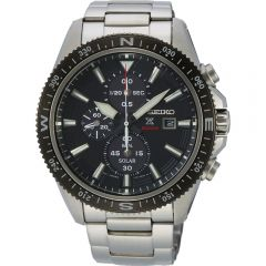 Seiko Prospex SSC705P Silver Stainless Steel Mens Watch