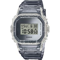 G-Shock DW-5600SK-1DR Clear Resin Mens Watch