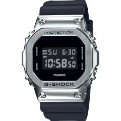 Casio G-Shock GM-5600-1DR Black Resin Mens Watch
