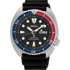 Seiko Prospex Pepsi Turtle SRPE95K Automatic Divers Watch