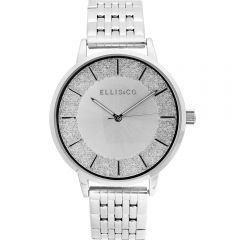 Ellis & Co Lucia Stainless Steel Womens Watch