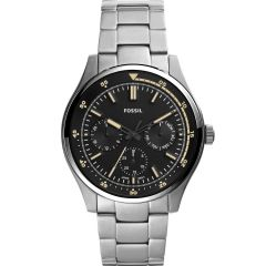 Fossil Belmar Multifunction FS5575 Silver Stainless Steel Mens Watch