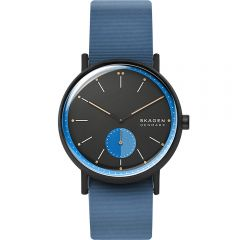 Skagen Signatur SKW6539 Blue Rubber Mens Watch