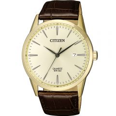 Citizen BI5002-14A Brown Leather Mens Watch