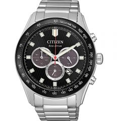 Citizen CA4454-89E Silver Stainless Steel Mens Watch