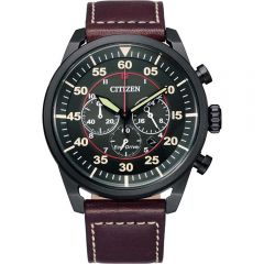 Citizen Eco Drive CA4218-14E Chronograph Mens Watch