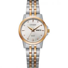 Citizen Quartz EQ0605-53A Womens Watch