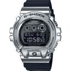 Casio G-Shock GM6900-1DR Black Resin Mens Watch