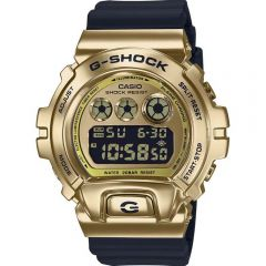 Casio G-Shock GM6900G-9DR Black Resin Mens Watch