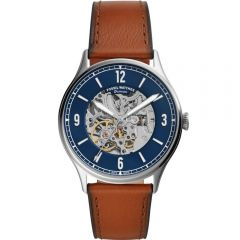 Fossil ME3179 Forrester Automatic Leather Mens Watch