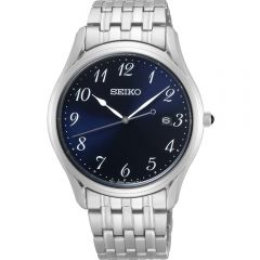 Seiko SUR301P Stainless Steel Mens Watch