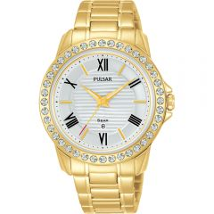 Pulsar PH7520X Swarovski Crystals  Womens Watch