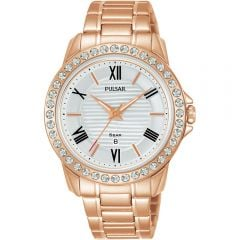 Pulsar PH7522X Swarovski Crystals Womens Watch