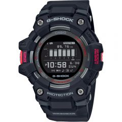 Casio G-Shock GBD100-1D Smmartphone Link Bluetooth Step Tracker