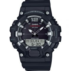 Casio HDC700-1A World Time Digital Analogue Mens