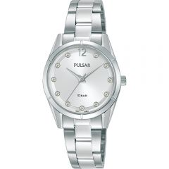 Pulsar PH8503X Swarovski Crystals WR100 Ladies Watch