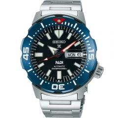 Seiko Prospex SRPE27K Padi Special Edition Diver Mens Watch