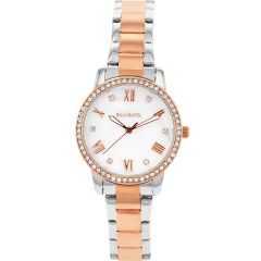 Ellis & Co 'Alena' Two Tone Womens Watch