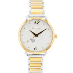 Ellis & Co 'Milana' Two Tone Women's Watch