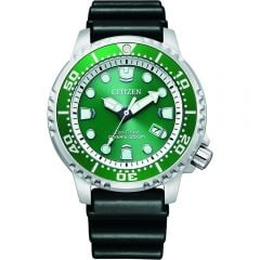 Citizen Promaster Marine Edition BN0158-18X Green Mens Watch