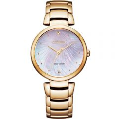 Citizen Eco-Drive Rose EM0853-81Y Womens Watch